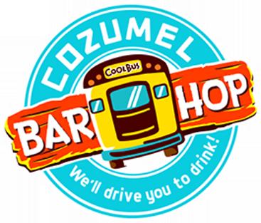 logo cozumel bar hop main retina